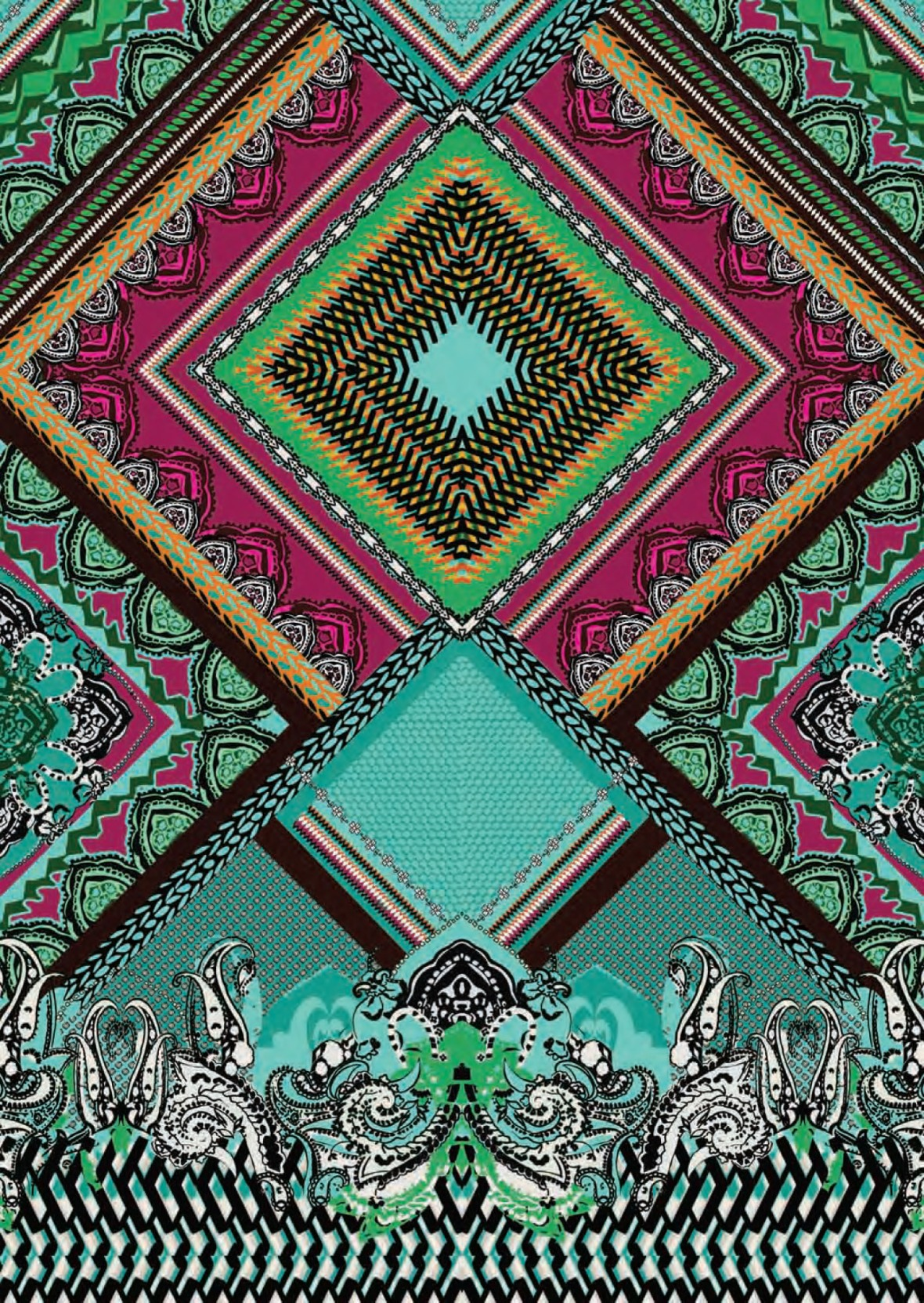 + ROSEANN SCRIVENS + complex repeat patterns photoshop-11